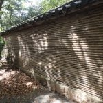 熱田神宮の信長塀、桶狭間の戦いの戦勝祈願など