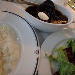 鉄道博物館 トレインレストラン日本食堂でスペシャルハヤシライスを食す