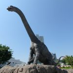 東京駅から福井駅へ、恐竜王国福井