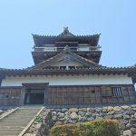 丸岡城、日本最古の現存天守