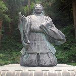永平寺 周辺散策、曹洞宗の開祖の道元禅師像など