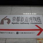京都駅から京都鉄道博物館への行き方