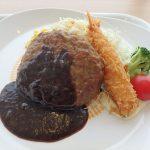 京都鉄道博物館で昼食、味は・・・