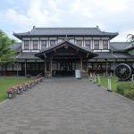 旧二条駅舎を出て、京都駅へ帰還