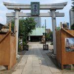 佃住吉神社 月島 東京 一人旅