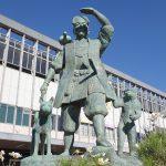 岡山駅から備中高松駅へ