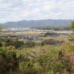 備中高松城攻め、豊臣秀吉が陣取った山、太閤岩