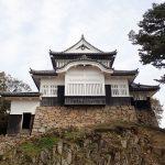 備中松山城 天守、現存する十二天守の唯一の山城