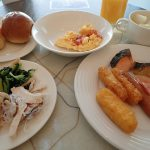 ホテルグランヴィア岡山の朝食