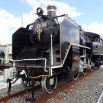 津山駅での鉄道関連展示物「C11」と津山まなびの鉄道館までの行き方