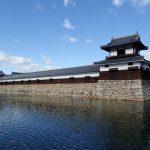 広島城、二の丸建物、平櫓、多聞櫓、太鼓櫓