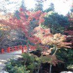 宮島ロープウェーへの行き方、紅葉を見ながら