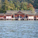 厳島神社 宮島 広島県 一人旅