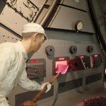大和ミュージアム、パネル展示と歴史映像