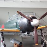 大和ミュージアム、零戦、魚雷、回天、実物の兵器兵器展示