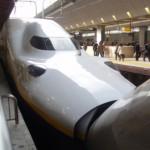 東京駅から仙台駅へ、作並温泉 鷹泉閣 岩松旅館に向けて出発