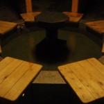 別所温泉の夜の散策