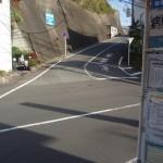 湯河原駅からバスで旅館の阿しか里へ、その途中の難関とは