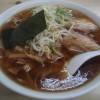 湯河原「味の大西」で昼食